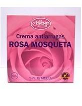 Crema Antiarrugas Rosa De Mosqueta Nurana 50ml