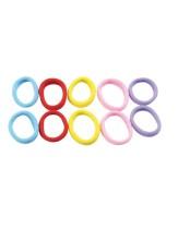 Gomas Mini Colores 10 Unidades