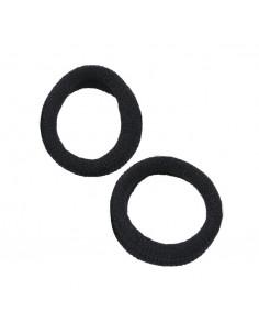 Gomas Mini Negras 10 Unidades
