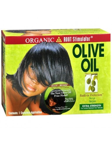Relaxer Olive Oil Extra Strength