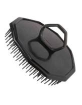 Cepillo masajeador Plástico Negro