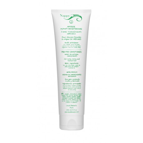 Masque Capillaire Nappy Queen 150ml