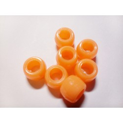Beads Naranjas