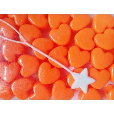 Corazones Naranjas