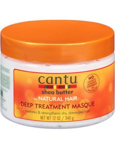 Deep Treatment Masque Cantu Shea Butter 340g