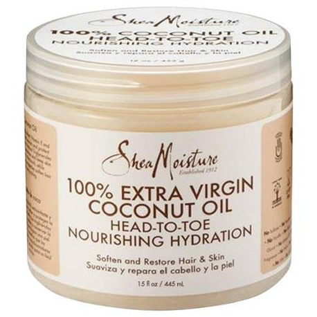 Extra Virgin 100% Coconut Oil Shea Moisture 445ml