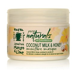 Coconut Milk & Honey Sulfate-Free Masque Pure Naturals With Smooth Moisture 340 ml