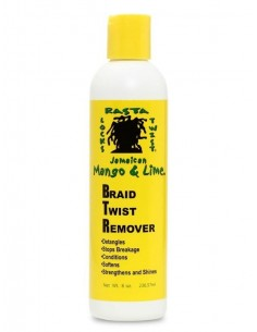 Braid Twist Remover Jamaican Mango & Lime 236ml