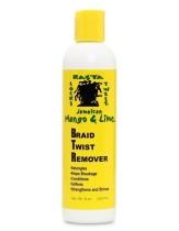 Braid Twist Remover Jamaican Mango & Lime 236ml
