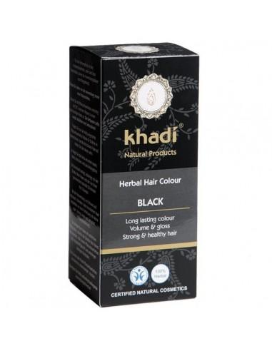 Tinte Bio Negro Khadi 100gr