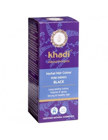 Tinte Indigo Puro Bio Khadi 100gr