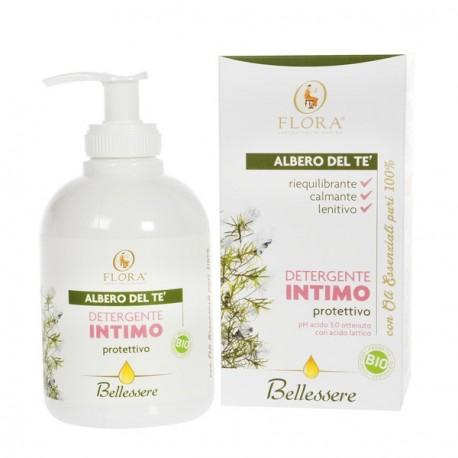 Gel Intimo Arbol De Te Flora BIO 250ml