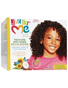 Texture Softener No-Lye System Children's Just For Me