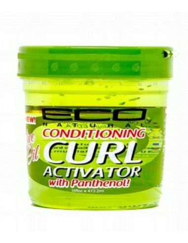 Eco Natural - Conditioning Curl Activator With Aloe Vera and Panthenol 473ml
