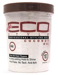 Gel Coconut Styling Eco Styler 473ml