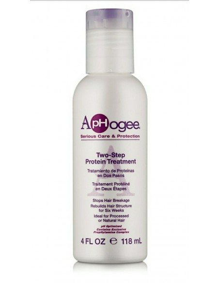 Two Step Protein Treatment ApHogee 118ml