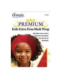 Cinta Ancha Premium Kids Soft Mesh Wrap Rojo