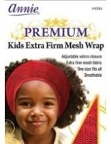 Cinta Ancha Premium Kids Soft Mesh Wrap Roja