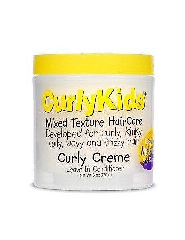 Leave-in Curly creme conditioner Curly Kids 170ml