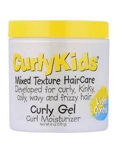 Gel Moisturizer Curly Kids 177ml