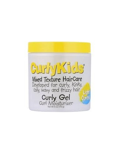 Gel Moisturizer Curly Kids 177ml