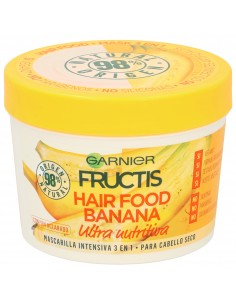 Mascarilla o Leave in Fructis Hair Food Banana Fructis 390ml