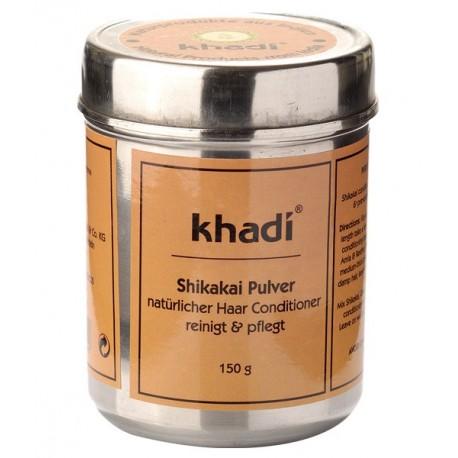 Mascarilla Capilar Shikakai En Polvo Khadi 150gr