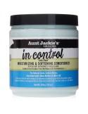 Acondicionador Con Aclarado In Control Moisturizing & Softening Conditioner Aunt Jackie's Curls & Coils 426ml
