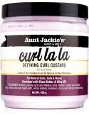 Curl La La Defining Curl Custard Aunt Jackie's Curls & Coils 426ml