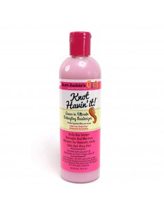 Leave-in Knot Havin' It! Leave-in Ultimate Detangling Moisturizer Aunt Jackie's Girls 355ml