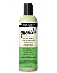 Leave-In Conditioner Aunt Jackie's Curls & Coils Quench! 355ml
