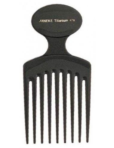 Peine Janeke Titanium Ahuecador 878