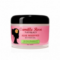 Aloe Whipped Butter Gel Camille Rose Naturals (8 oz.)