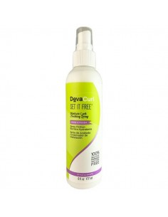 Spray SET IT FREE Moisture Lock Finishing Spray DevaCurl