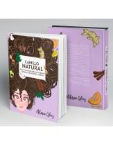 Libro Cabello Natural Guia y Recetas Para Un Cuidado Natural De Nuestro Cabello