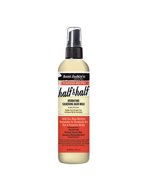 Half & Half Hydrating Silkening Hair Milk Aunt Jackie's Curls & Coils Flaxseed Recipes 355ml (12 oz.)