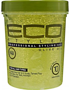 Gel Eco Styler Olive Oil...