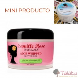 Ver más grande MINI MUESTRA 30 ml Aloe Whipped Butter Gel Camille Rose Naturals