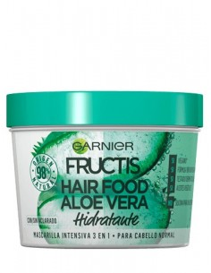 Mascarilla Hidratante Fructis Hair Food Aloe Vera 390ml