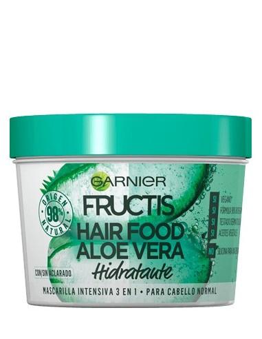 Mascarilla Hidratante Fructis Hair Food Aloe Vera 390ml