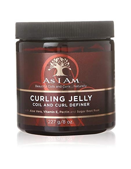 Curling Jelly As I Am 227ml