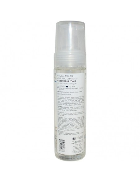 Hair Styling Foam Mousse Air-Turbo Charged Giovanni 207ml