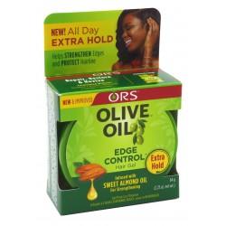 Edge Control Hair Gel Olive Oil ORS 64g