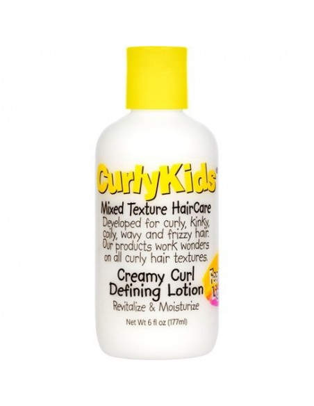 Loción Definidora Curl Defining Lotion Curly Kids 177ml