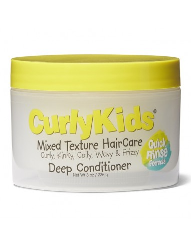 Mascarilla Deep Condicioner Curly Kids 326ml