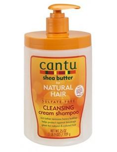 Champú Arrastre Cleansing Cream Shampoo Cantu Shea Butter 709g