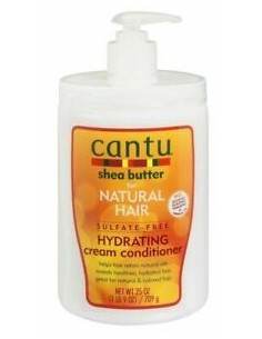 Acondicionador Con Aclarado Hydrating Cream Conditioner Cantu Shea Butter 709g