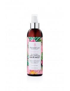 Spray Jasmine Oasis Hydrating Hair Mist Flora And Mist 250ml