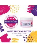 Flower Garden Hair Styling Butter 120ml