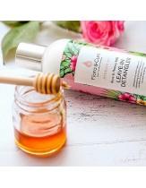 Leave in Organic Rose & Honey Milk Detangler Flora And Curl 300ml